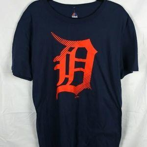 Detroit Tigers shirt size L NWT